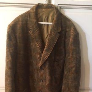 Macy's Jackets & Coats - Vintage Men's Macy's Tweed Blazer/ Sports Coat